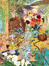 TAPESTRY Counted Cross Stitch CHART Heaven & Earth Designs HAED New