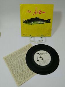 """Die Ärezte – 1, 2, 3, 4 - Bullenstaat! - 7"""" Vinyl EP"""