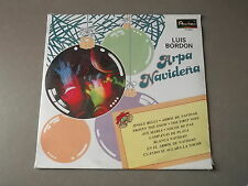 LUIS BORDON | Arpa Navideña | Jingle bells | Arbol de navidad | LP SEALED NEW