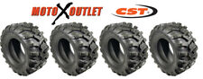"CST Ancla 27x9-12 27x11-12 Atv Utv Tires Set of 4 27"" 6 Ply Maxxis 2 Front Rear"