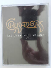 The Crusaders...The Greatest Crusade.... Sealed Double Cassette