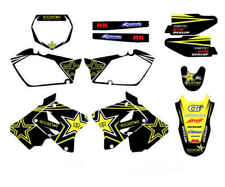 Rockstar Suzuki Graphics Kit RM 125 250 2004 2005 2006 2007 All Years