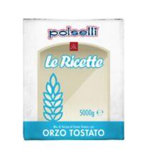 Harina de la cebada Tostadas Polselli - 1 Kg. 5