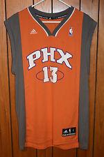 NBA Phoenix Suns Adidas Steve Nash 13 Jersey Men's Size Large