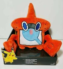 Pokemon Rotom Rare Exclusive OFFICIAL TOMY Licensed Jumbo PLUSH New in Box
