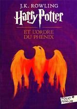 Harry Potter 5 et l'Ordre du Phenix von Joanne K. Rowling (2017, Taschenbuch)