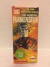 VINTAGE The Mad Monster Series 8 Inch MONSTER FRANKENSTEIN - Mego 1973 MIB