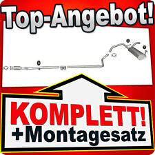 Auspuff TOYOTA AYGO I 1.4 HDI Auspuffanlage 059C