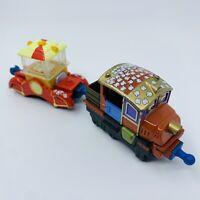 Chuggington Learning Curve Hodge Popcorn Diecast Train Cars Set FREE P&P