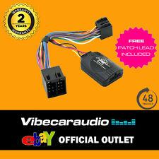 OPEL Vectra, Zafira Steering Wheel Stalk Adaptor Lead CTSVX001
