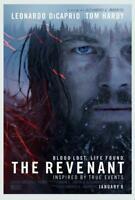 The Revenant Movie POSTER 27 x 40 Tom Hardy, Leonardo DiCaprio, A
