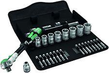 "Wera 004046 Zyklop Speed Metric 29 Piece Ratchet Socket Set 3/8"" Drive RDGTools"