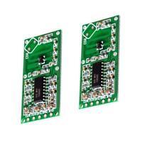 BIN Microwave Doppler Radar Motion Detector Sensor RCWL-0516 Module Board M8B0