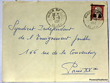 SOBRE ARGELIA RAZÓN EA 1962 ARGEL RP EA67