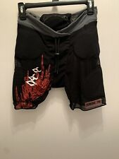 Demon Protection Shorts Size Small For Skateboarding + Cycling