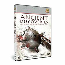 Alte Entdeckungen Brutale Wissenschaft der primitive Krieg NEU & VERSIEGELT History Channel