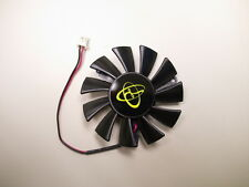 55mm Fan Cooler Master DF0601012RFMN XFX HD5570 5670 6570 6670 GT240 Video Card