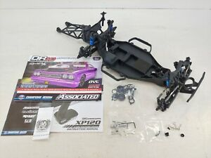 NEW: Team Associated DR10 1/10 Scale 2wd No Prep Drag Car Roller Slider Chassis