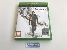 Quantum Break - Microsoft Xbox One - PAL FR