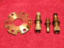 STAR MACHINE WORKS 45 ACP AUTO Dies +  Shell Plate reloading reloader Lifetyme