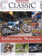 MC0404 + BENELLI 750 Sei + DUCATI Pantah + MV AGUSTA + MOTORRAD CLASSIC 4/2004