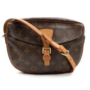 LOUIS VUITTON Jonufille Shoulder Bag Monogram M51226