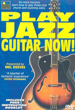 DVD:PLAY JAZZ GUITAR NOW - NEW Region 2 UK