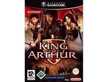 # King Arthur (alemán) Nintendo GameCube juego // GC-Top #