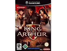 ## King Arthur (Deutsch) Nintendo GameCube Spiel // GC - TOP ##