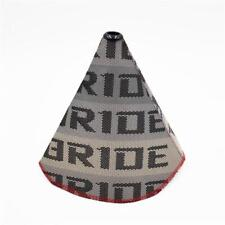 Bride Style Grey Gradiation Gear Shift Boot Gaiter Gaitor Material NA Miata