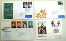Great Britain - 4 attractive Fdc covers - 1968 - 1973 lot V14