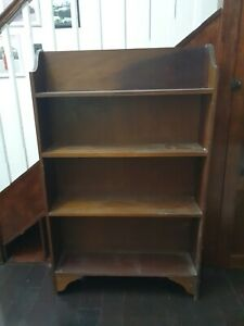 Timber bookcase