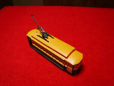 AHM HO Scale P.T.C. Powered Trolley #4 Bench Tested Runs Lights