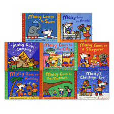 Maisy Mouse Loves Collection 8 Books Set Lucy Cousins Early Learners Children