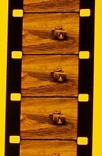 DIRT MOVING MACHINE 16MM FILM ROLL OF FILM NO REEL B22