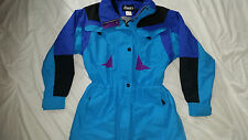 NORDICA Vertech Snowboarding, Skiing Winter Jacket Womens Size 10
