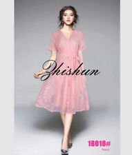 LATEST CASUAL DRESS #18018 (RC) Old Rose
