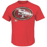 San Francisco 49 ers Majestic T-Shirt Vintage Look,NFL Football,Gr.XL,Neu