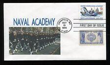 #3001 32c Naval Academy FDC Combo w/ 794 Scarce KH Cachet UA FD3538