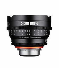XEEN 16mm T2.6 Ultra Wide Angle Pro Cinema Lens (PL)