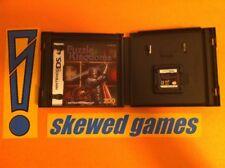 Puzzle Kingdoms - Nintendo DS COMPLETE