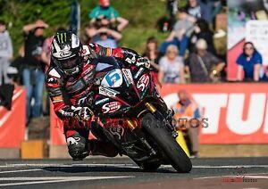 Michael Dunlop 2017 TT Supersport A4 Photo