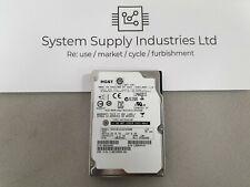 """10 x HGST Ultrastar 1.2TB 10K RPM SAS 6GB/s 2.5"""" HUC101212CSS600 A4"""