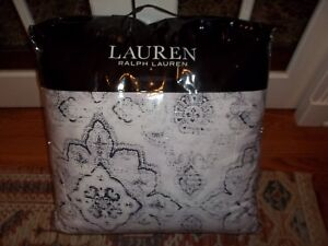 NIP Ralph Lauren Luna Medallion Lilac Multi Full/Queen Comforter & Shams Set 3pc