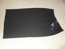 M&S Limited Edition body con black colour skirt - size 12
