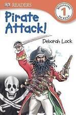 Pirate Attack! by Deborah Lock (Paperback / softback, 2014)