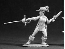 Reaper Miniatures Dark Heaven Legends 03012 Olivia Musketeer