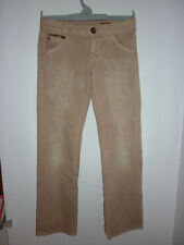 jeans MISS SIXTY donna ragazza pantalone elegante colorato moda fashion tg. 43