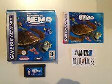 le monde de Nemo 2 l'aventure continu DISNEY Nintendo GameBoy Advance SP GBA PAL