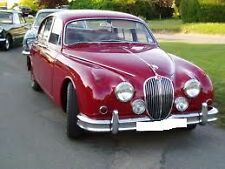 Jaguar Mk 2, COPPER BRAKE PIPE KIT, NEW